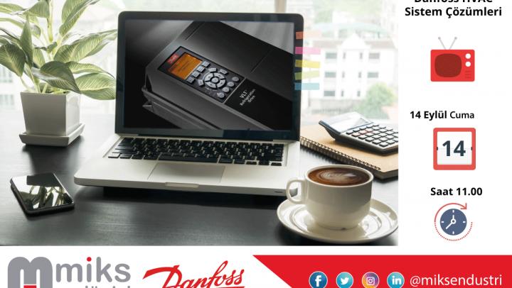 Online Seminer | Danfoss HVAC Sistem Çözümleri